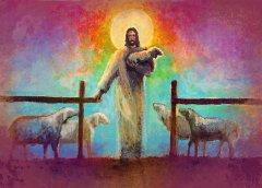 4. velikonočna nedelja – Nedelja dobrega pastirja (25. 4. 2021)